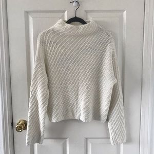 Prologue Knit Mock Neck Sweater